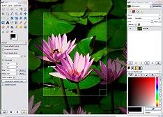 Gimp Open Source Bildbearbeitung