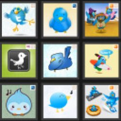 Twibies – Twitter Icons und Profil-Backgrounds