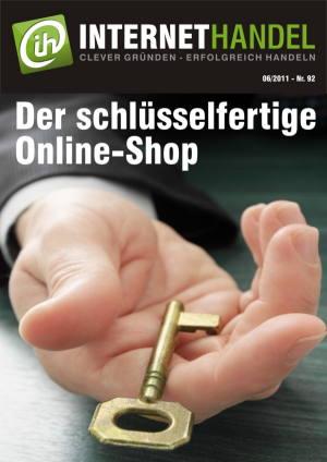 Schlüsselfertiger Online-Shop
