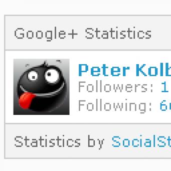 Socialstatistics