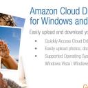 Amazon Cloud Drive für Mac und Windows – 5 GByte kostenlos