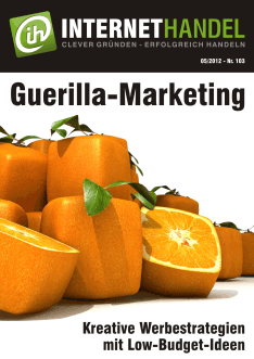 guerilla marketing pdf