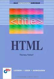 HTML - bhv Einsteigerseminar