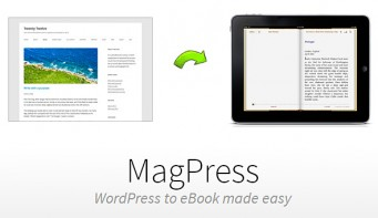 Mag Press für WordPress