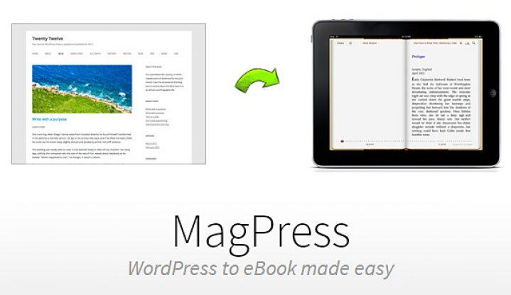 Mag Press für WordPress