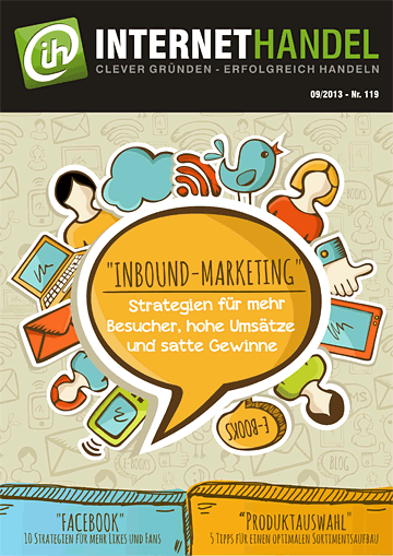 Inbound-Marketing - Strategien für mehr Besucher, hohe Umsätze und satte Gewinne