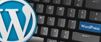 WordPress-Tasten