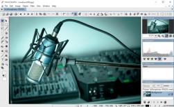 Kostenlose leistungsfähige Bildbearbeitung für Windows mit Hornil StylePix