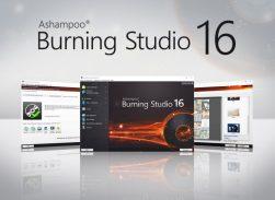 10 x Ashampoo® Burning Studio 16 zu gewinnen