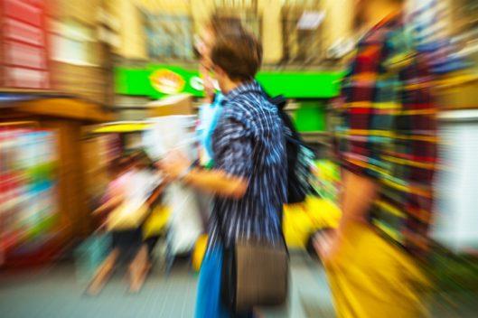 Einkaufen der Zukunft: Kunden fordern digitale Services