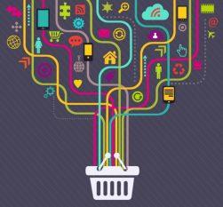 5 Prozent der Internetnutzer shoppen bereits täglich online