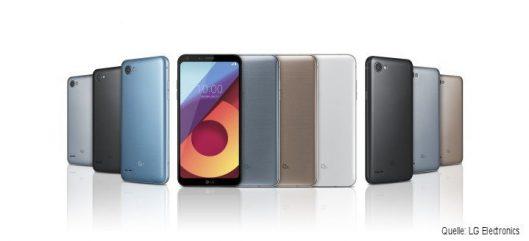 LG Q6 ab 21. August in Deutschland erhältlich