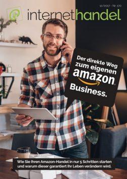 Internethandel präsentiert ein lukratives Konzept für den Amazon Handel als interessanten Nebenjob